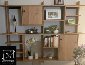Custom made cupboards